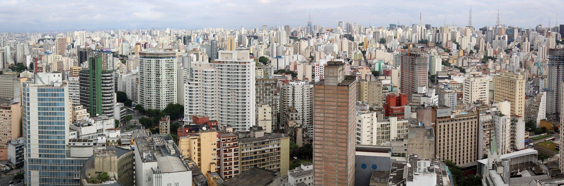 São Paulo, Brazil, Skyline