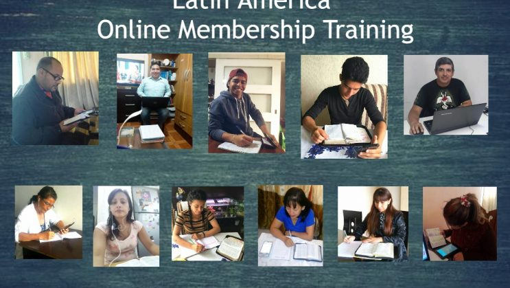 online lectures delivered