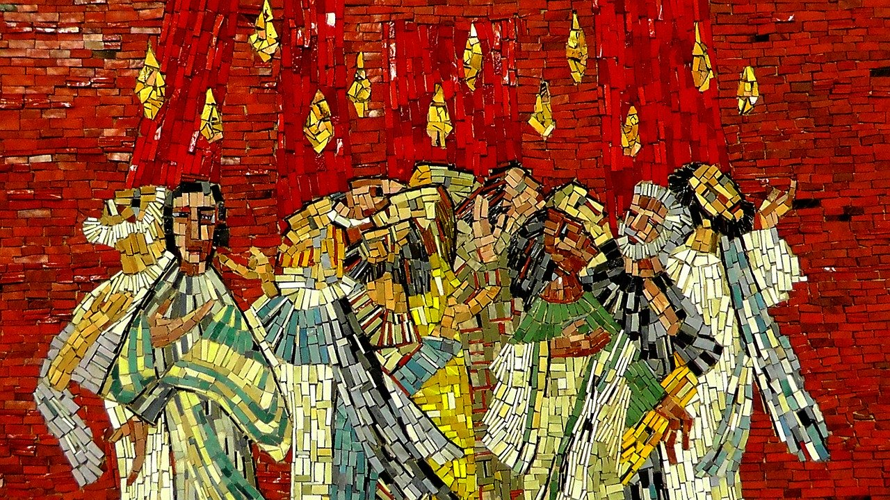 Pentecost - Advent of the Holy Spirit