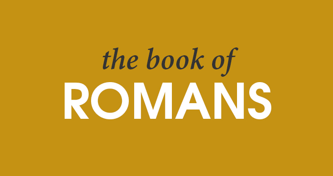 Romans Cover Art