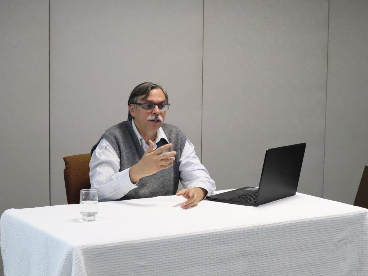 Theology Professor