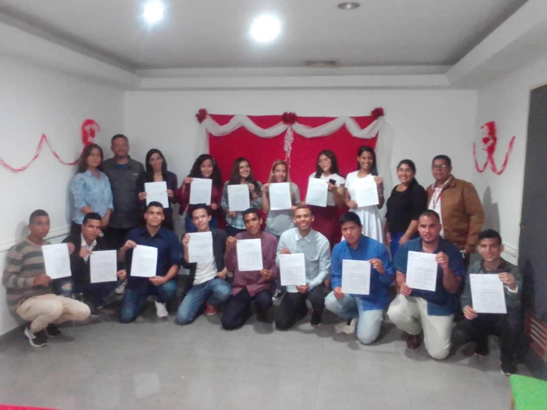 15 Registered Members in Puerto Ordaz