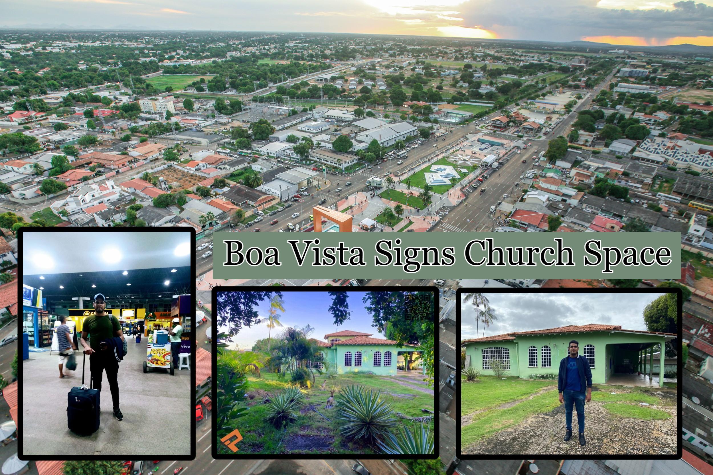Boa Vista Church Space